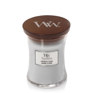 Woodwick Lavender & Cedar