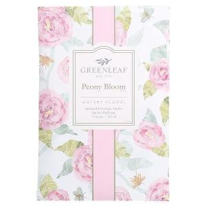 Greenleaf Peony Bloom