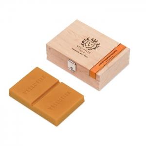 Vellutier Wooden Box Wax Melt