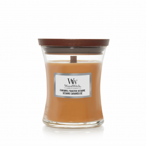 Woodwick Caramel Toasted Sesame