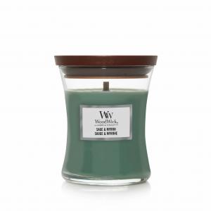 Woodwick Sage & Myrrh