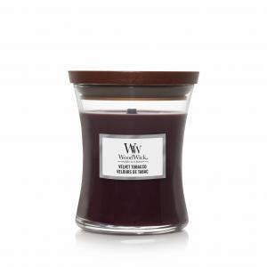 Woodwick Velvet Tobacco