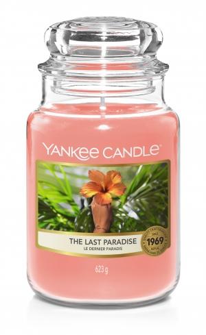 Yankee Candle The Last Paradise