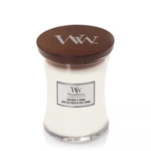 Woodwick Coconut & Tonka
