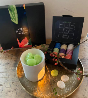 Shop hier Scentchips Giftsets