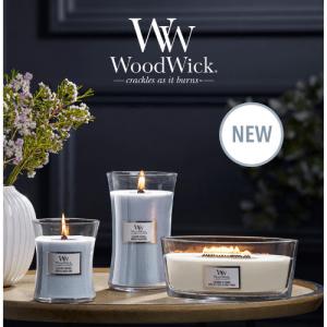 Ontdek hier de nieuwste Woodwick geuren