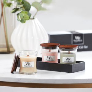 Shop hier WoodWick Giftsets