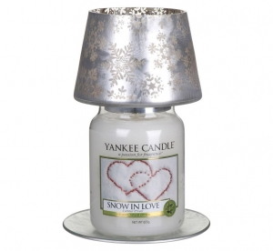 Yankee Candle Shade & Tray