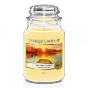Yankee Candle Autumn Sunset