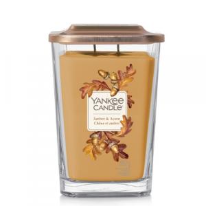 Yankee Candle Amber & Acorn