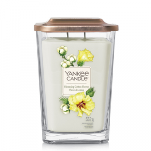 Yankee Candle Blooming Cotton Flower