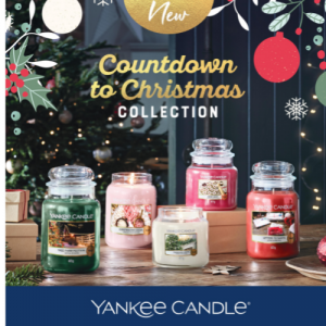 Yankee Candle Countdown to Christmas Collection