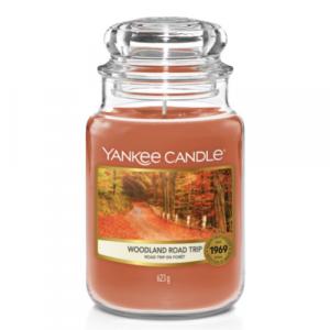 Yankee Candle Woodland Road Trip