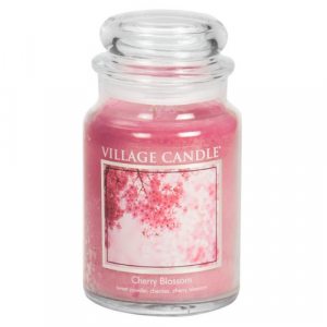 Village Candle Cherry Blossom