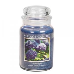 Village Candle Hydrangea