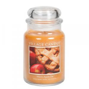 Village Candle Warm Apple Pie