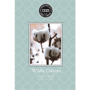Bridgewater White Cotton