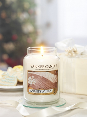 Yankee Candle Angels Wings