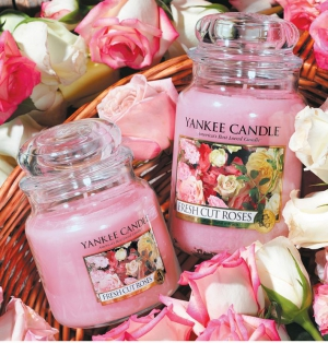 Yankee Candle Fresh Cut Roses
