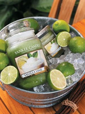 Yankee Candle Vanilla Lime