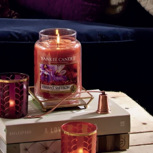 Yankee Candle Virbrant Safron
