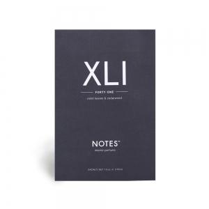 NOTES XLI
