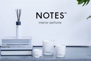 NOTES shop op geur