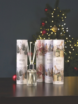 Ashleigh & Burwood Artistry Collection Reed Diffuser