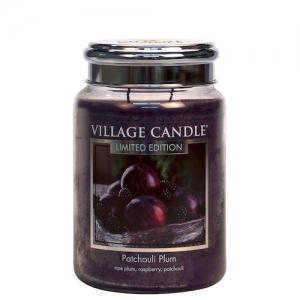 Village Candle Patchouli Plum