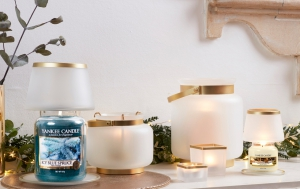 Yankee Candle Frosty Accesoires