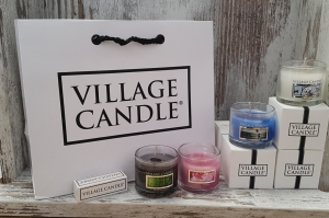 Village Candle Glass Votive