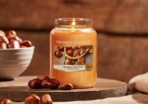 Yankee Candle Golden Chestnut