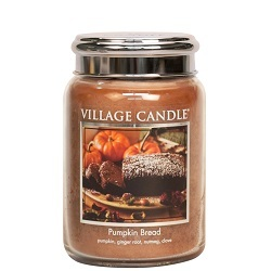 Village Candle Pumpkin Bread