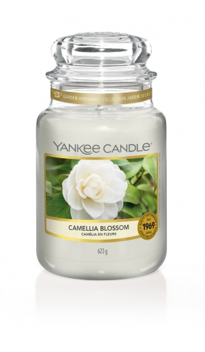 Yankee Candle Camellia Blossom