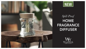 Woodwick Spill-Proof Home Fragrance Diffuser
