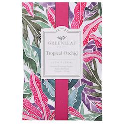 Greenleaf Tropical Orchid
